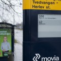 2 years of PicoSign solar-powered bus stop information system